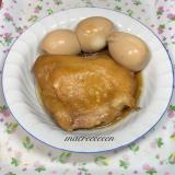 とってもジューシーな若鶏もも肉煮込み