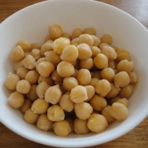 たくさん作って冷凍保存☆ひよこ豆の水煮