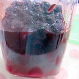 ブルーベリー酢シロップ