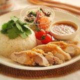 カオマンガイ(海南鶏飯)