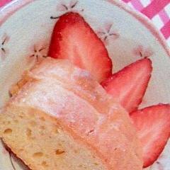 アーモンドパウンドケケーキ