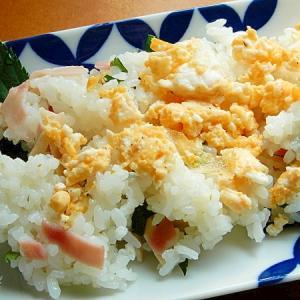 5,6分!?簡単おいしい❤ちらし寿司風ごはん♪
