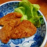 カツオの生姜つけ焼き