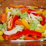 世界一美しい野菜☆ロマネスコのミックスピクルス