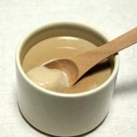 コープアガーで作る ☆ミルクティプディング