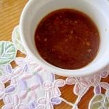鰹節野菜ソース