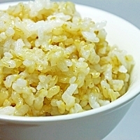 白米と玄米のハーフ&ハーフ★宮崎県産こしひかりで!