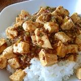 簡単!大人の麻婆豆腐