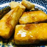 節約料理!食べ応え◎豆腐ステーキ