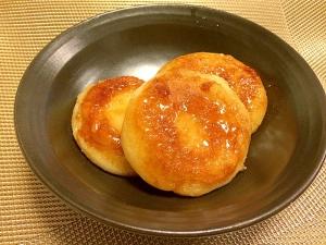 北海道のおやつ♡モチモチのじゃが餅