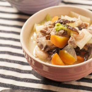 ちゃんぽん風ダイエットスープ麺