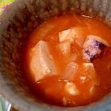 キムチいらず!簡単スンドゥブチゲスープ