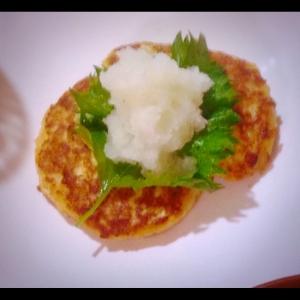 鶏ひき肉で安くてヘルシーな豆腐ハンバーグ