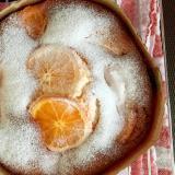 夏のオレンジケーキ☆スペイン風