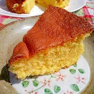 ふわふわパイナップルケーキ