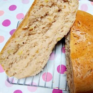 簡単酵母パンでランチ☆HB・炊飯器・白神こだま酵母