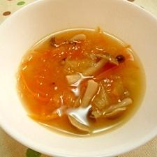 簡単!甘みたっぷりオニオンスープ