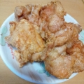 めんつゆで鶏の唐揚げ