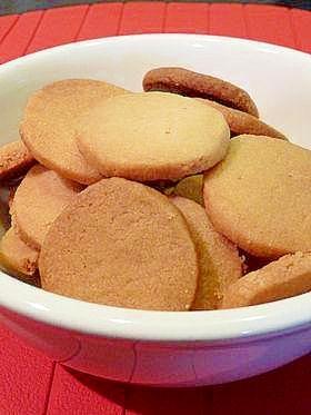 簡単☆ケーキ屋さん風サクサクほろほろクッキー