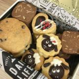 今日作れる☆アーモンド☆ココアクッキー