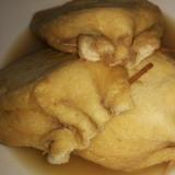 シーチキンと豆腐の巾着