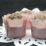 プクッと膨らむココアカップケーキの作り方
