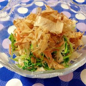 簡単☆豆苗のサラダ