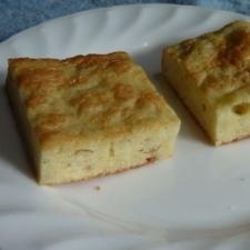 和梨のしっとりケーキ