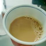 ココナッツきな粉コーヒー♪