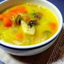 かぼちゃのスープシチュー @230kcal