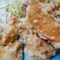 お弁当にも 鶏肉の竜田揚げ