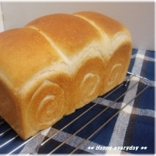 *自家製酵母でパン作り*山食