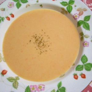 好き嫌いの克服に!野菜コーンスープ 簡単材料