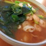 シーフードみそラーメン インスタント麺