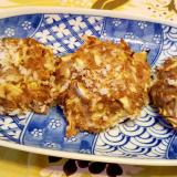 キャベツ・挽肉でレンジメンチ風