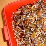 高菜のゴマ油炒め