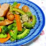 緑黄色野菜を美味しく食べたい炒め物++