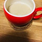 お家カフェ!濃厚な豆乳チャイ