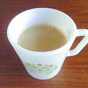豆乳のカフェオレ♪
