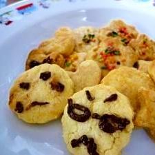 卵なしでも美味しい☆サクサククッキー