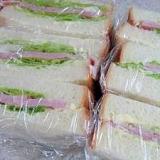 冷凍食パンでそのままサンド