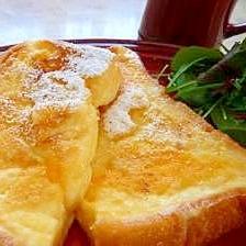 ふんわり簡単★フレンチトースト