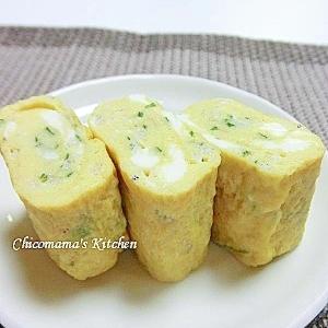 シラスと大葉の卵焼き~お弁当用~
