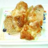 塩こしょうだけでおいしい☆鶏ももカリッと焼き