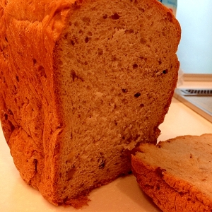 HBクルミ入り食パン♡