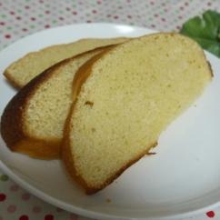 ヘルシーで香ばしい!大豆粉入り食パン