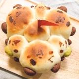 お買いものパンダ&小パンダのちぎりパン