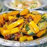 スパイス配合☆色々野菜と厚揚げのカレー炒め