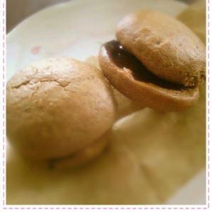 ロッテチョコパイ生地のようなソフトクッキーサンド