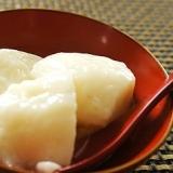 ふるふる絶妙食感、豆乳杏仁豆腐